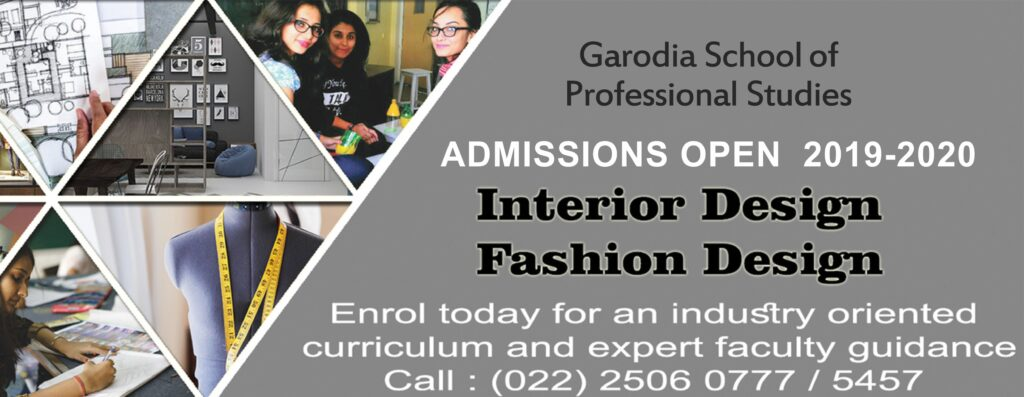 Admissions Open 2018 - 2019