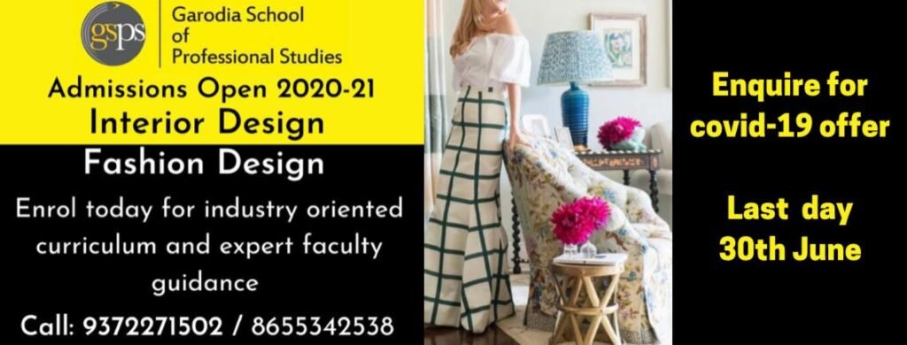Admissions Open 2020 - 2021